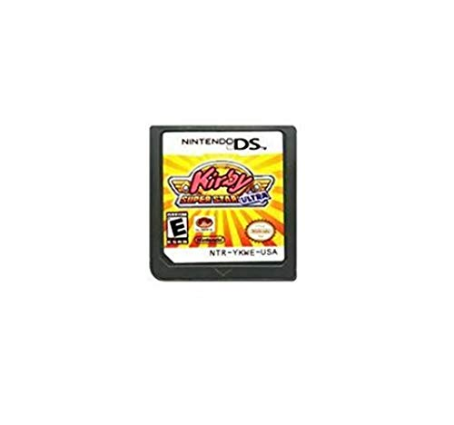 Kirby Super Star Ultra Game Card For Nintendo DS 3DS NDSI NDS NDSL USA English
