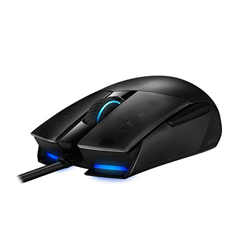 Asus ROG Strix Impact II Wired Optical Mouse