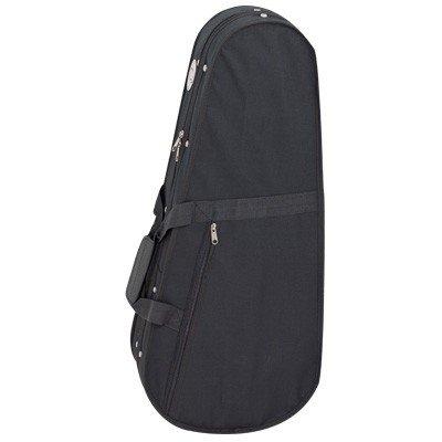 Ortola 5384-001 - Estuche styrofoam mandolina sin logo, color negro