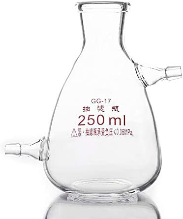 JIANFEI LIANG Durable Max 62% OFF At the price of surprise Laboratory 2pcs- C Flask Filtering 250ml