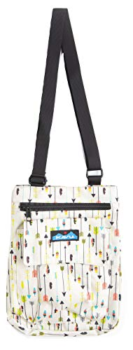 KAVU For Keeps Bag With Hip Crossbody Adjustable Purse Strap - Arrow Dynamic