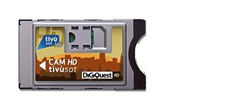 Versione TiVuSat SmarCam HD CI+ Modulo CI Tivusat (senza scheda)