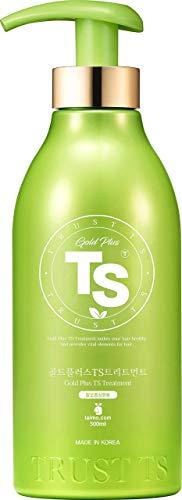Gold Plus TS Treatment (16.9 Fl Oz) | Hair Growth Stimulating Treatment | Gold Lustre Repair &...