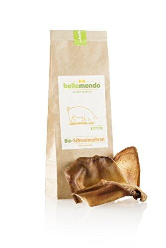 bellomondo Bio-Schweineohren (2 Stück, geviertelt)