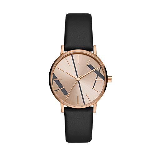 Listado de Reloj Armani Exchange Negro al mejor precio. 10