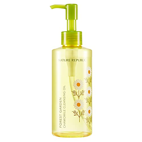 Nature Republic Forest Garden Chamomile Cleansing Oil 200ml/6.76oz