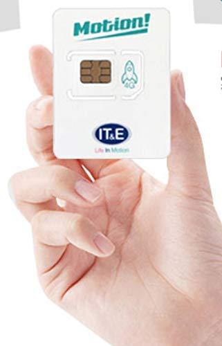 [グアム サイパン島]グアム サイパン 4G-LTE 高速データ通信使い放題 電話かけ放題 プリペイドSIMカード (4日間8GB高速テータ)