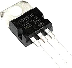 20PCS BDW93C BDW93 Transistor NPN 100V 12A TO-220 New Original