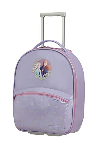 Samsonite Disney Ultimate 2.0 - Upright XS Kindergepäck, 46 cm, 24 L, Lila (Frozen II)