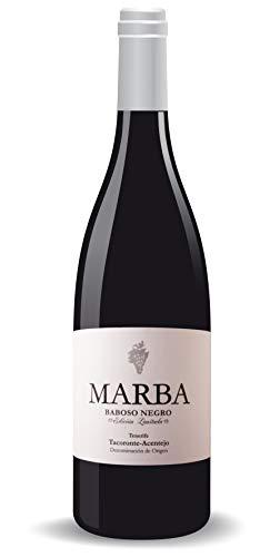 Vino MARBA Baboso Negro 75 cl. Producto Islas Canarias.