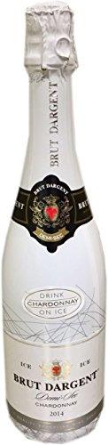 Brut Dargent Ice Chardonnay Méthode Traditionnelle Halbtrocken Sekt (1 x 0.75 l)