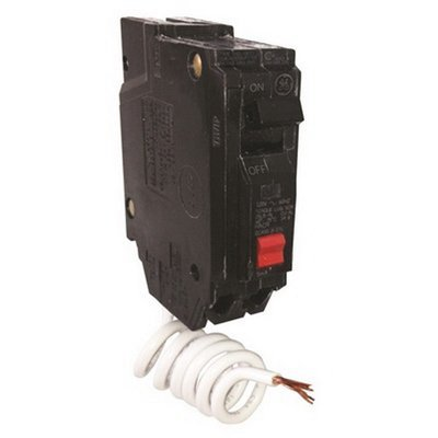 GE THQL1130GFT Plug-In Mount Type THQL Feeder Self-Test Ground Fault Circuit Interrupter 1-Pole 30 Amp 120 Volt AC