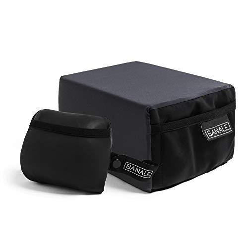 Mini Pillow; Memory Foam, Ultrakompakt und Tragbar, Fleck und Wasserbeständig