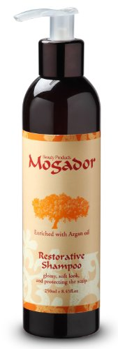 MOGADOR Beauty Products (enriched with Argan oil) - Restorative Shampoo