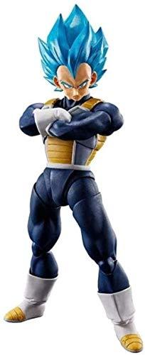 Yooped S.H. Figuarts Super Saiyan Dieu Super Saiyan Vegeta Dragon Ball Super: Broly Action Figure 5.9