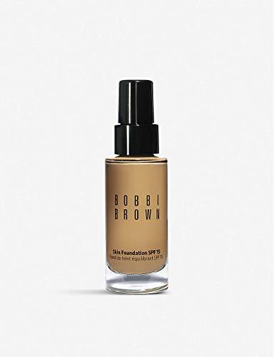 Bobbi Brown Skin Foundation SPF 15 Broad Spectrum 1 Ounce Golden Honey 5.75
