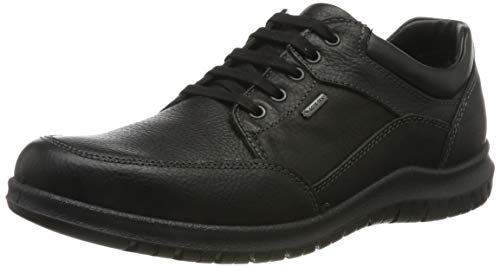 ARA Rendolf 1124501, Sneakers Basses Homme, Noir (Black 01), 44 EU