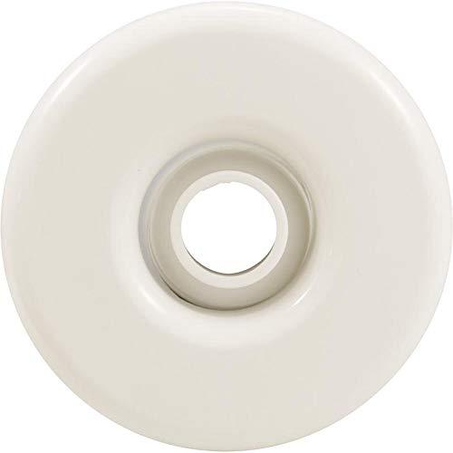 Escutcheon, BWG/HAI Slimline, Smth, w/Dir Eyeball, Bone (NOT WHITE)