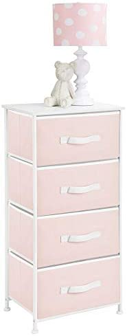 Plastic drawers for baby clothes