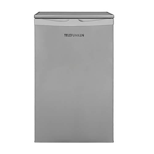 Telefunken CF-32-150-S Kühlschrank/A+++ / 73 L Kühlteil / 8 L Gefrierfach/Türanschlag wechselbar/Höhenverstellbare Füße