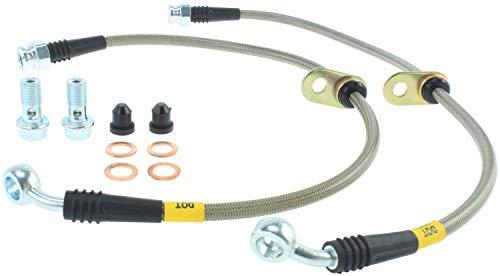 StopTech (950.40500) Brake Line Kit, Stainless Steel