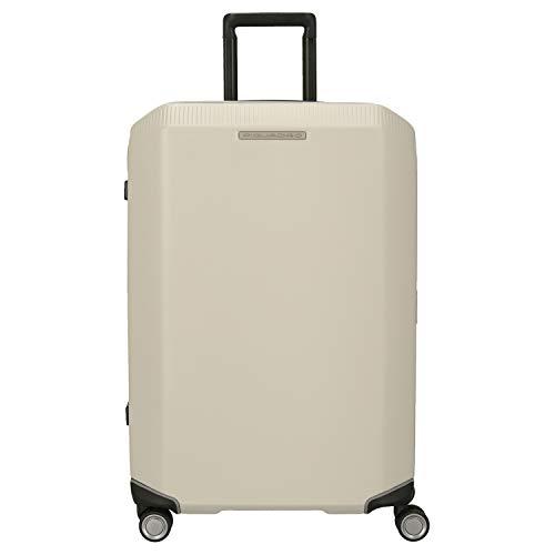 Piquadro PiQ3 Suitcase with 4 Wheels M 69 cm Matt, grey (Grey) - BV4427CBO-GR