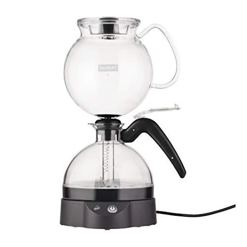 BODUM 11744-01EURO-01 ePEBO Espressokocher, 1000 W, 8 Tassen, 1.0 L