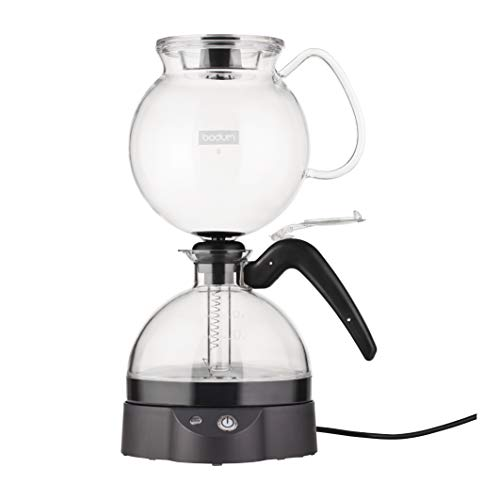 Bodum ePEBO Siphon Coffee Maker