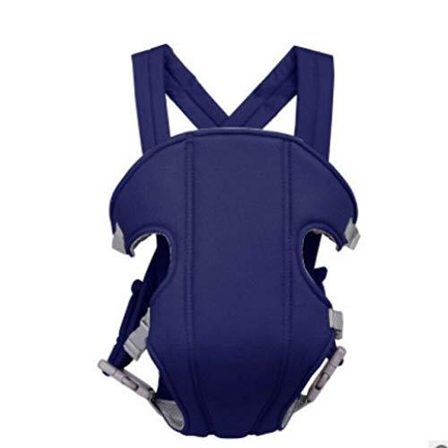 Porte-Bébé Respirant Faisant Face À L'Avant Sac À Dos À Bandoulière Confortable Poche Wrap Baby Kangaroo Porte-Bébé Réglable 3