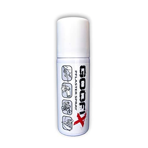 GOOFIX Pflaster Spray - wasserfest, flexibel, atmungsaktiv - 50 ml
