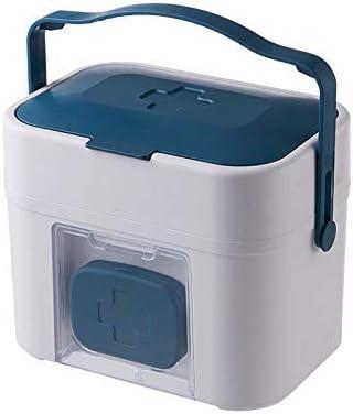 JORSION Medication 大人気 Box Portable Storage Aid First 超激安特価 Fami