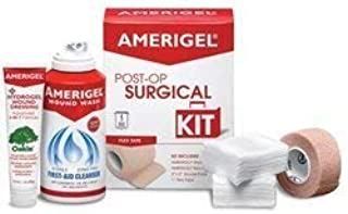 AmeriGel Post-Op Surgical Kit with Flex Tape
