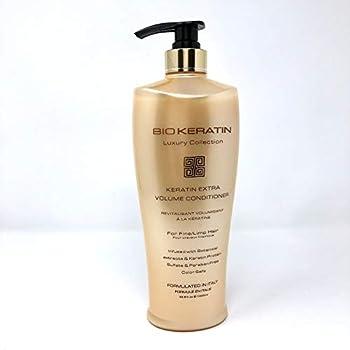 Bio Keratin Luxury Collection Extra Volume Shampoo 33.8oz