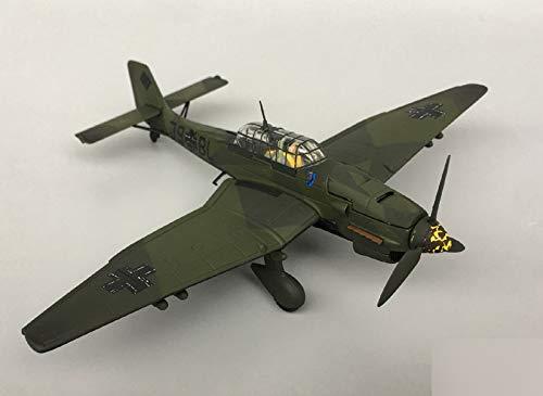 Corgi Junkers Ju87B-2 STUKA J9+BL Luftwaffe 9/STG 1 St Pol France November 1940 Limited Edition 1/72 diecast Plane Model Aircraft