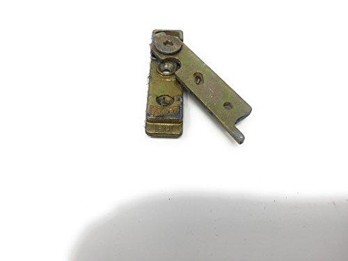 aubi Engranaje para Notebook Caracol Caja MV FFH 3Herraje para Notebook para ventana y puerta Balcón de reparación Caja de Intercambio Bayram®