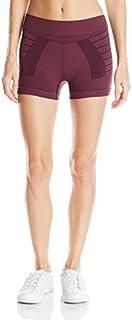 Oiselle Women's Kula Shorts Large Burgen [並行輸入品]