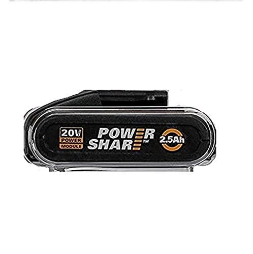 WORX Wa3572 Batería, 50 W, 20 V
