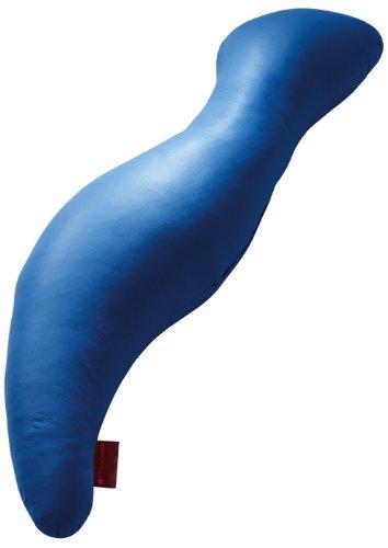 Centa-Star 2751.01 Hippo Seitenschläferkissen 130 cm lang, blau