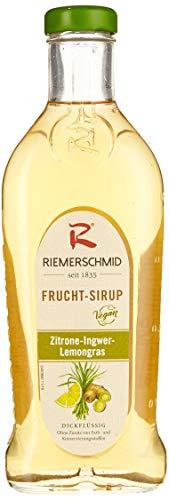 Riemerschmid Frucht-Sirup Zitrone-Ingwer-Lemongras (1 x 0.5 l)