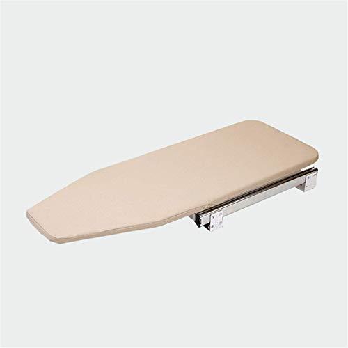 AOWU Tabla de planchar Tabla de planchar de madera de acero plegable...