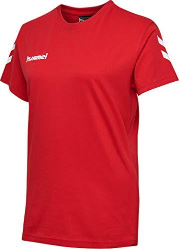 Hummel Female, Damen HMLGO Cotton T-Shirt Woman S/S