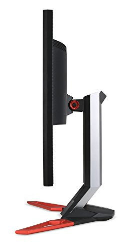 Acer Predator XB1 (Predator XB321HKbmiphz) 81 cm (32 Zoll) IPS Monitor Matt (HDMI, DP, USB Hub 3.0, UHD 3840x2160, 4ms GTG, 60Hz, 350 Nits, NVIDIA G-Sync)