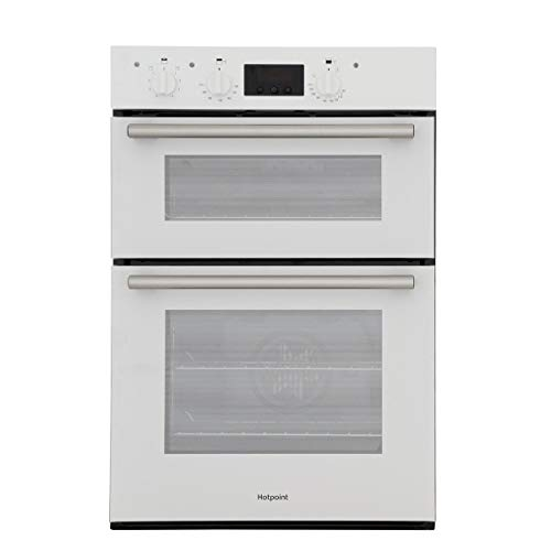 Hotpoint DD2540WH Built-In Double Oven Electric Fan A Energy Wh
