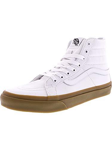 Vans Vans Unisex-Adult SK8-Hallo Dünne Schuhe, EUR: 34.5, (Light Gum) True White