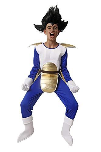 Costumizate! Disfraz de Principe galáctico Talla 5-6 Especial para niños Fiestas de Disfraces o Carnaval