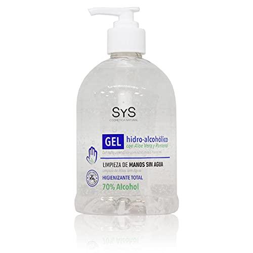 SyS 50421 Aloe Vera Dosificador Gel Hidroalcoholico 500 ml