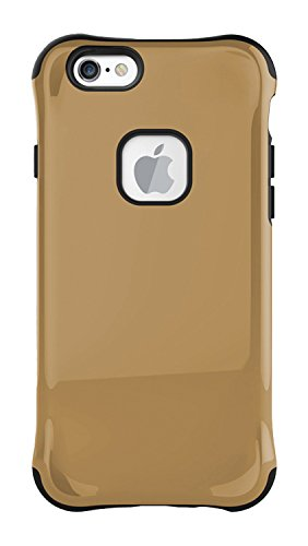 iPhone 6s Case, Ballistic [Urbanite] Six-Sided Drop Protection [Gold] 6ft Drop Test Certified Case Reinforced Corner Protective Cover for iPhone 6 / 6s - (UR1413-A77N)