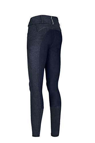 Pikeur Candela MCCROWN Jeans Damen Hose VB McCrown Denim Blue Sportswear H/W 20, Größe:42