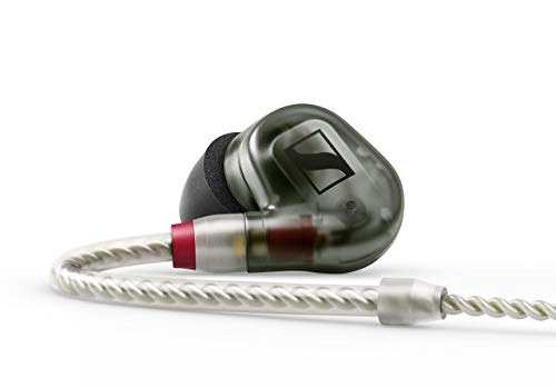 Sennheiser Pro Audio In-Ear Audio Monitor, IE 500 Pro Smokey Black Smoky