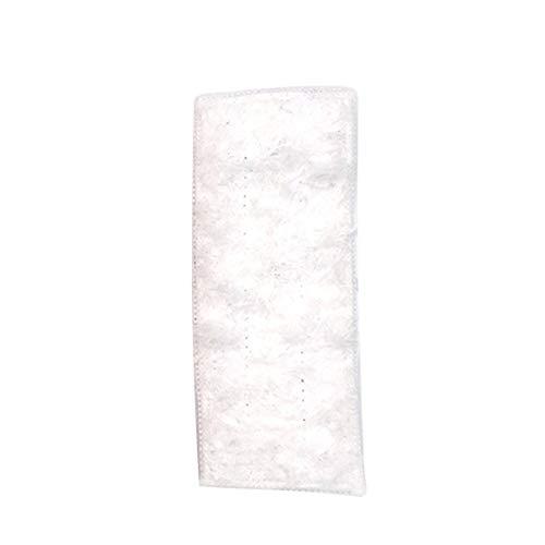 Fengxian R342 Wischtücher Mikrofaser-Wischtücher Waschbare und Wiederverwendbare Wischpads Geeignet für iRobot Braava Jet 240 241